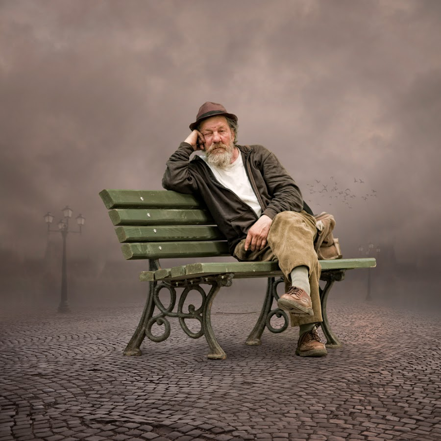 Time is my only enemy by Caras Ionut - Digital Art People