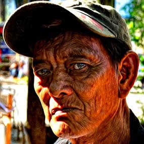 by SirIan Marson Rañada - People Fine Art