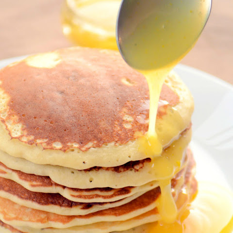 Best Banana Pancakes With Orange Sauce