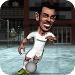 Street Soccer Dribbles Icon