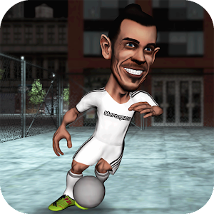 Street Soccer Dribbles Icon