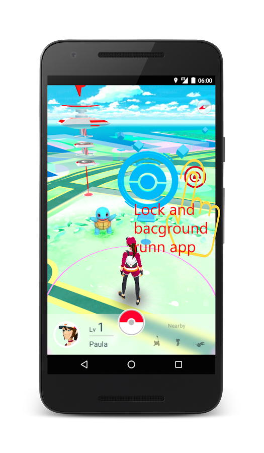 Battery Saver for Pokemon Go Screenshot 2
