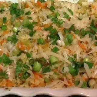 Baked Rice Pilaf Vegetables Recipes
