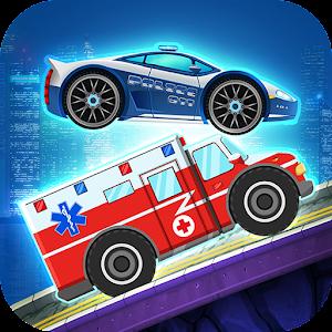 Cover art Emergency Car Racing Hero