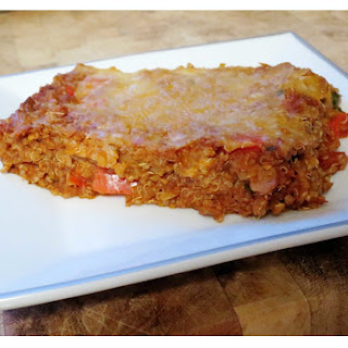Quinoa Taco Bake - 21 Day Fix Vegetarian
