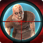 Zombie Ops 3D shooter - sniper undead revenants Icon