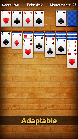 android Solitaire Screenshot 1