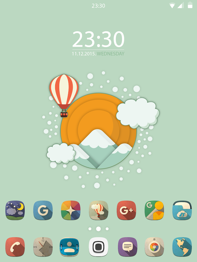 Morning UI Icon Pack Screenshot 5
