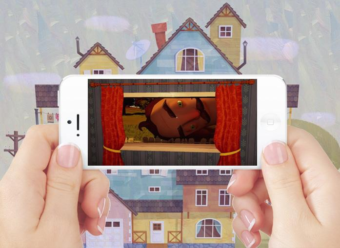 Guide Hallo Nachbar Roblox android spiele download