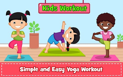 Yoga for Kids and Family fitness - Easy Workout for pc