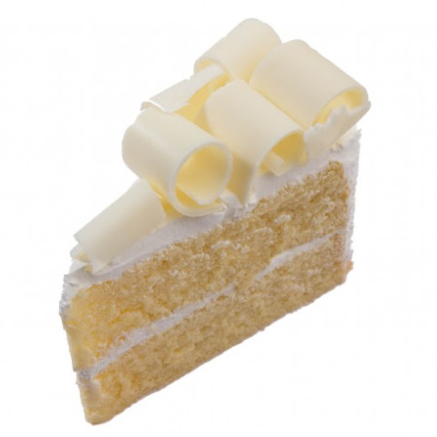 Doctored White Cake