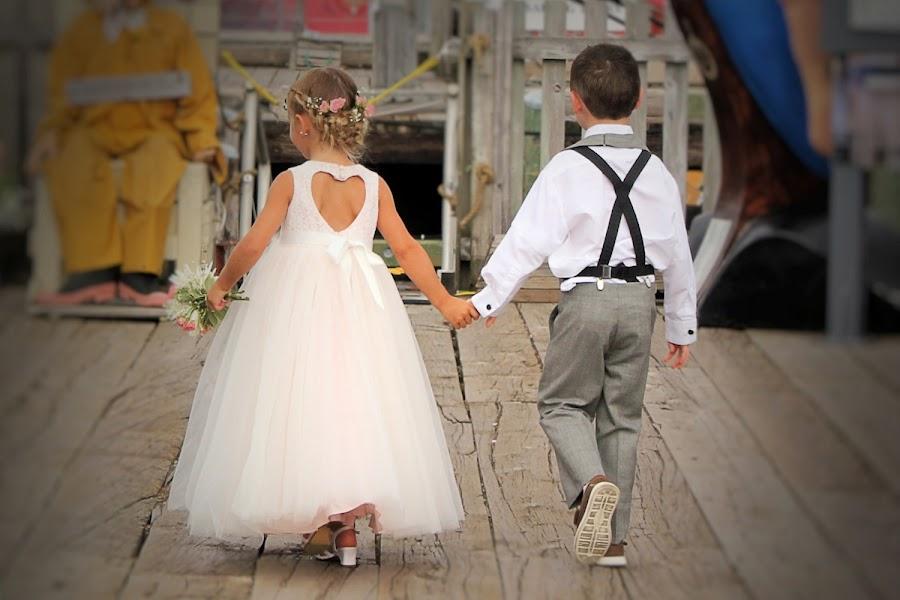 by Lena Arkell - Babies & Children Children Candids ( flower girl, ring bearer, wedding, girl, boy,  )