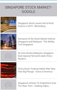 2016 WORLD STOCK EXCHANGE NEWS - screenshot