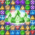 Magic crush: match 3 gems