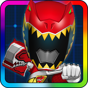 Cover art Power Rangers Dash