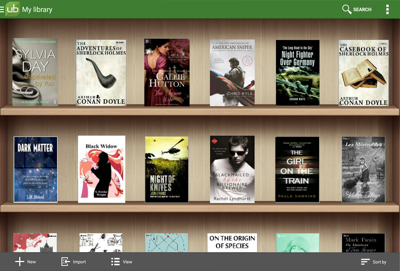 Universal Book Reader Screenshot 6