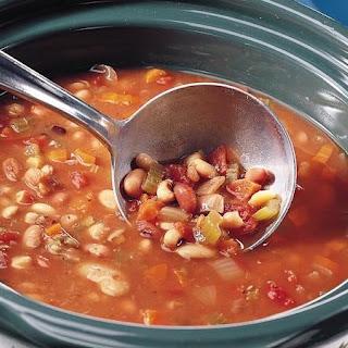 Dried Bean Soup In A Jar Recipes
