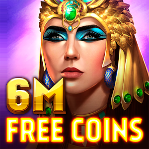 Pharaohs of Egypt Slots ™ Free Casino Slot Machine For PC