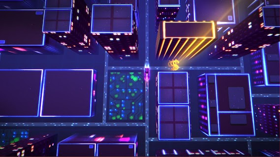 Cyberpunk 2050 screenshot