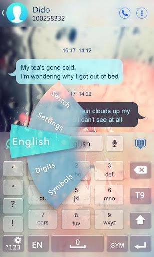 Russian Language - GO Keyboard screenshot 3