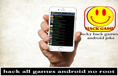 App lucky hack games android prank APK for Windows Phone