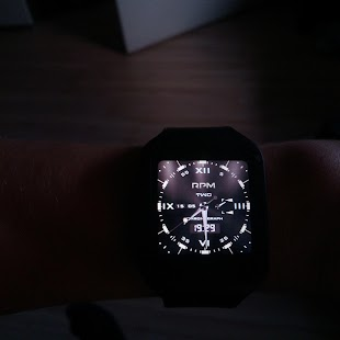 RPM Two Watchface - screenshot