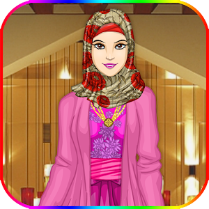 Hijab Fashion Designer Game