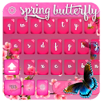 Spring butterfly Icon
