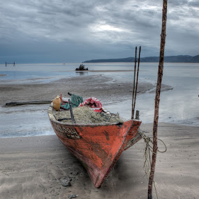 by Sunny Wong - Transportation Boats