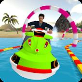 Download Jet Ski Multiplayer Battle APK on PC