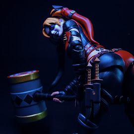 Harley Quinn by Iqbal Musthapa - Artistic Objects Toys