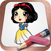 Game Drawing Lessons Chibi apk for kindle fire
