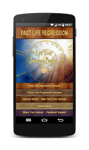 Past Life Regression Hypnosis - screenshot