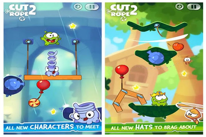 android Guide for Cut the Rope 2 Screenshot 3