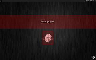 Screenshot of Lie Detector Prank