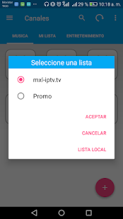 Download MXL IPTV APK for Android Kitkat