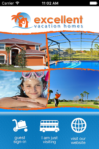 android Excellent Vacation Homes Screenshot 0