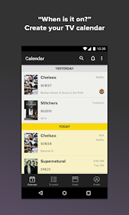 TVShow Time – TV Show Tracker