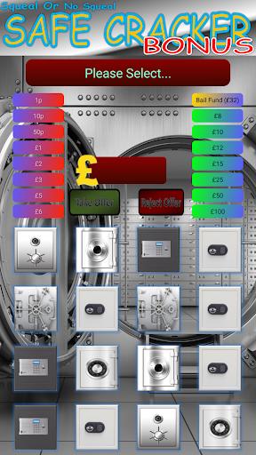 Safe Cracker: UK Slot Machine - screenshot