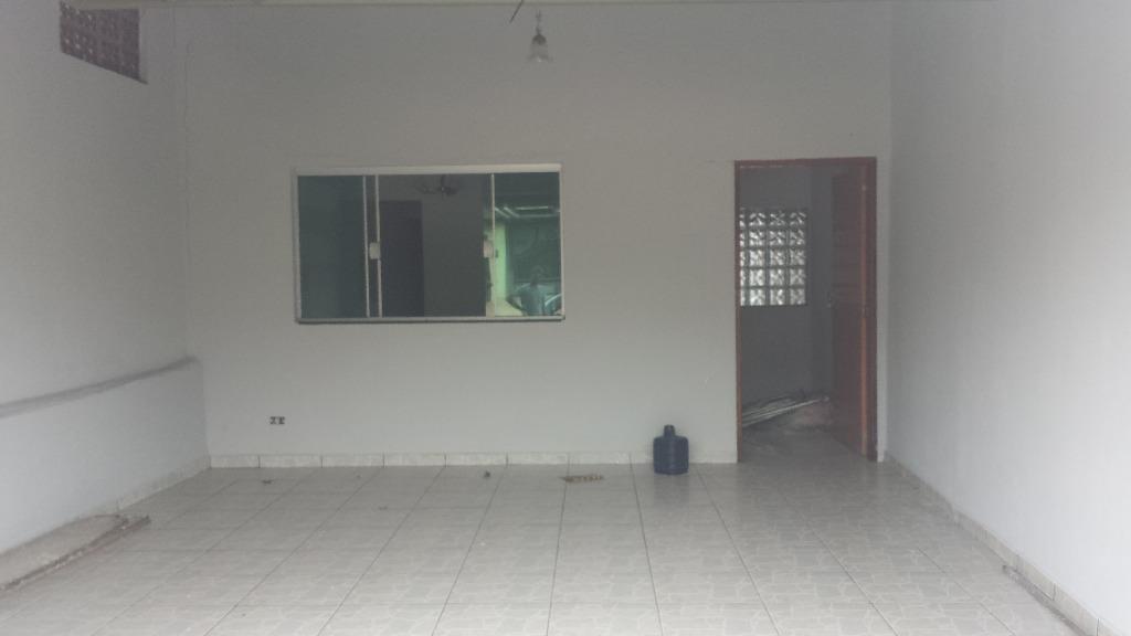 Casa residencial à venda, Jardim São Roque, Americana.