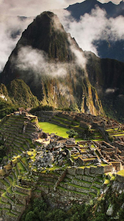 Machu Picchu. HD Wallpapers - screenshot