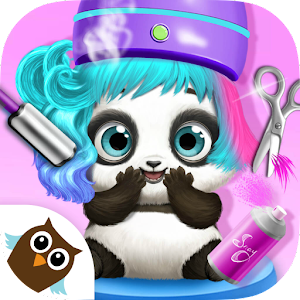 Panda Lu Baby Bear City - Pet Babysitting & Care Online PC (Windows / MAC)