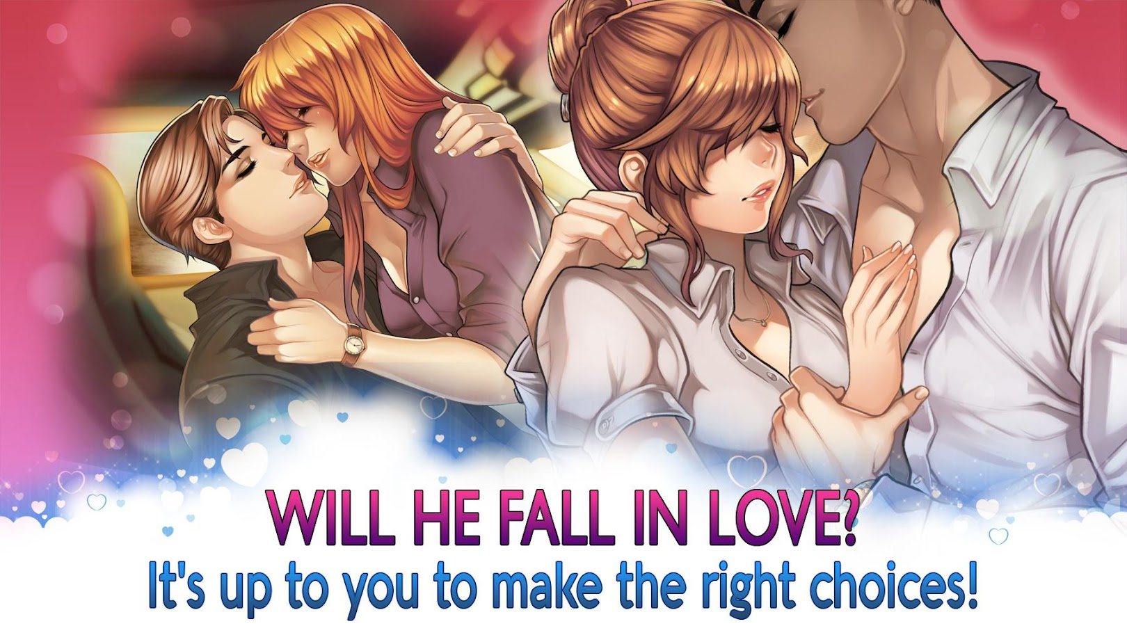 Is-it Love? Ryan: Choose your story Screenshot