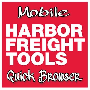 Harbor Freight Quick Browser For PC / Windows 7/8/10 / Mac – Free Download