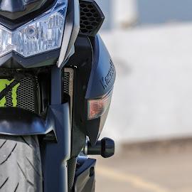 My Half Z1k by Syahrul Nizam Abdullah - Transportation Motorcycles