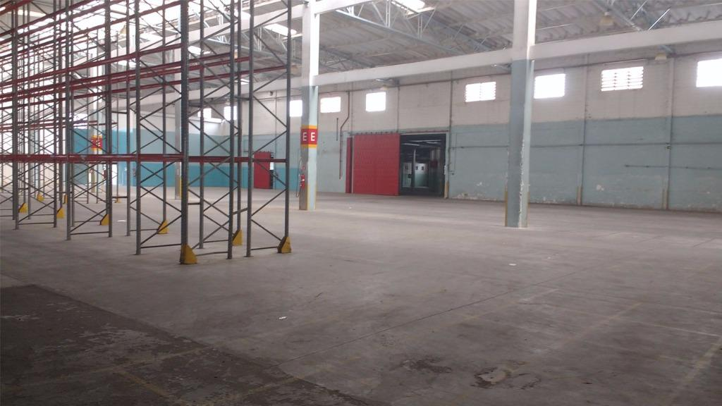 Galpão industrial para locação, Osasco SP
