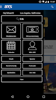 Screenshot of AXS Sweden