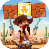 Western-Man 2 : Super Jabber Jungle Castle Run APK for Blackberry