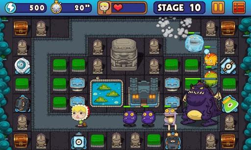 Monster Crush screenshot 4
