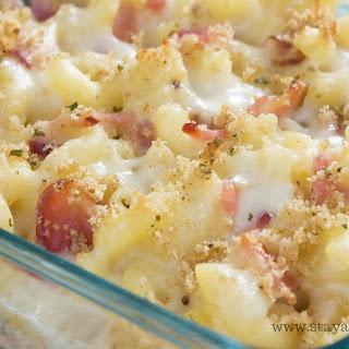 Macaroni Casserole Cream Mushroom Soup Recipes